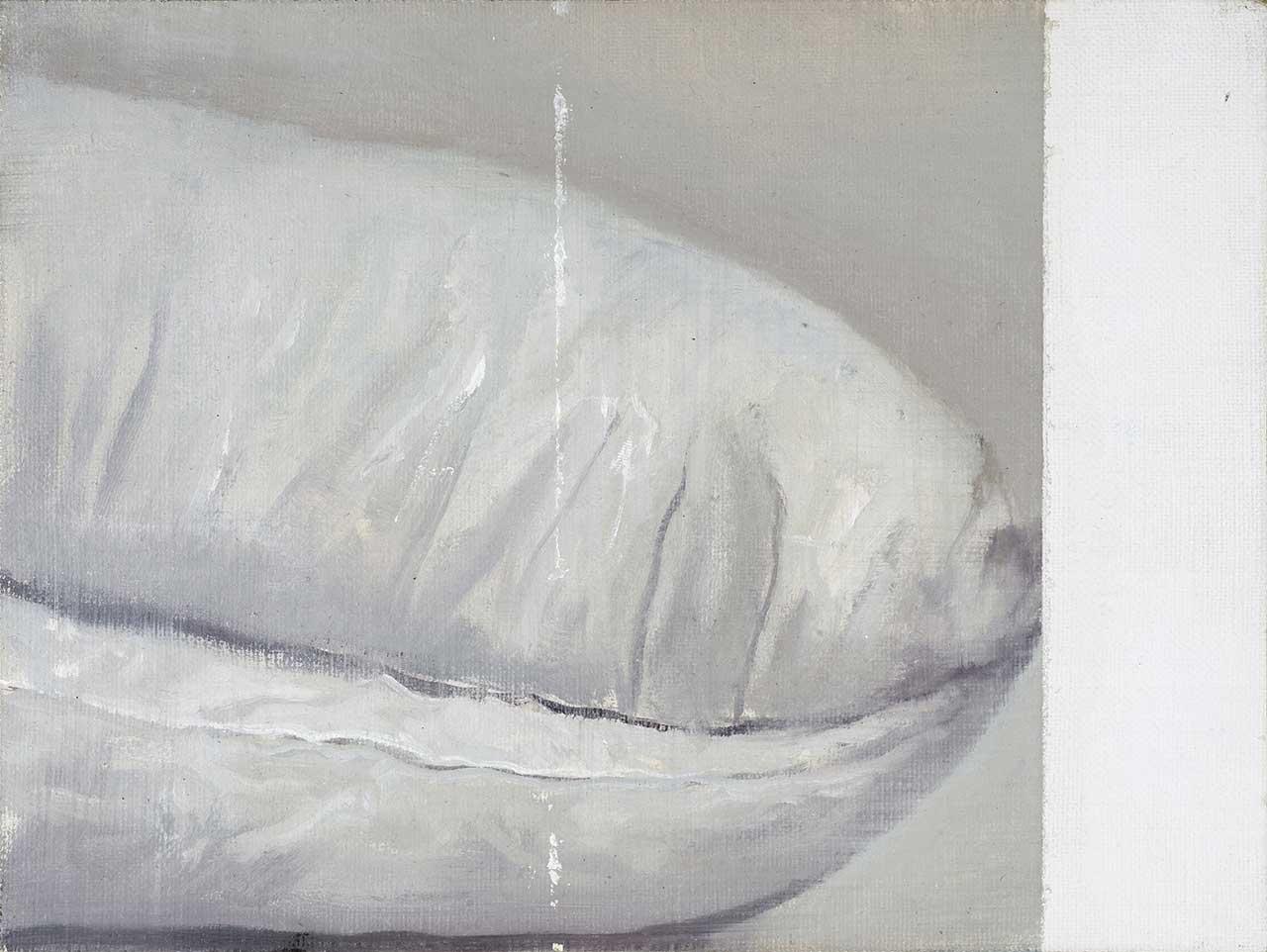 Μικρή Φάλαινα, 2014, λάδι σε ξύλο, 15x20 εκ.