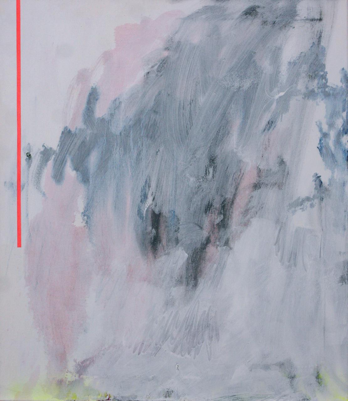Άτιτλο (Symphonies series II), 2013, λάδι και ακρυλικό σε καμβά, 70Χ60 εκ.