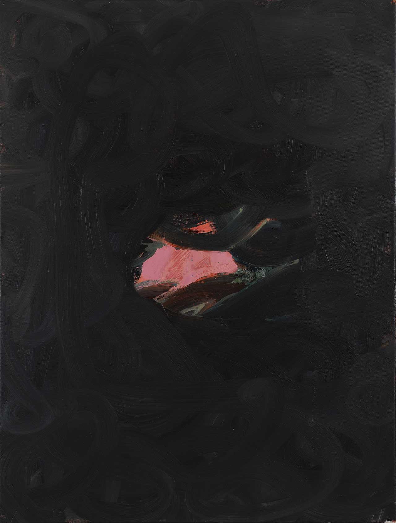 Wasted Sperma,  2010, λάδι σε καμβά, 80x60 εκ.